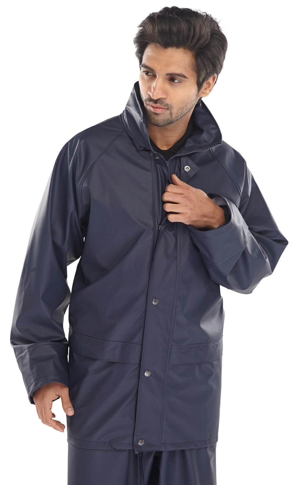 BRECON TRANSFER COATED JACKET - BRECJ