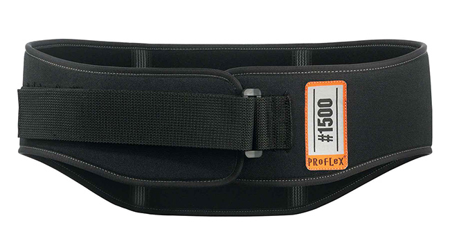 1500 BACK SUPPORT BELT  - EY1500BS