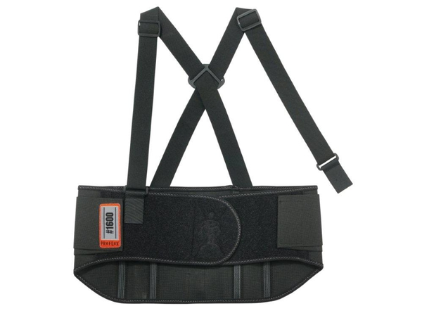 STANDARD ELASTIC BACK SUPPORT - EY1600