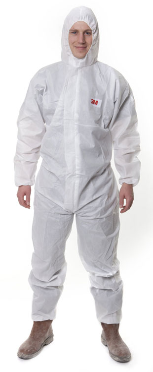 3M 4515  5/6 COVERALL - 4515W