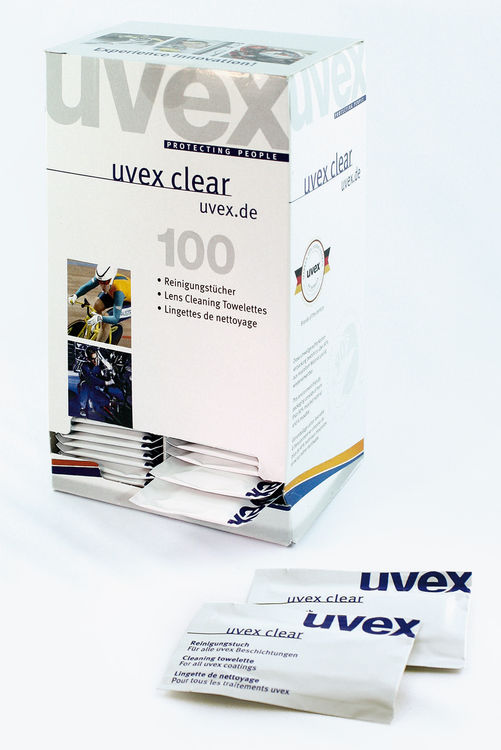 CLEANING TOWELETTES 100/BOX  - 9963-000