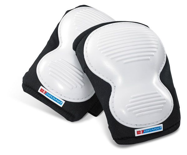 POLY RIDGED KNEE PADS - BBKP03