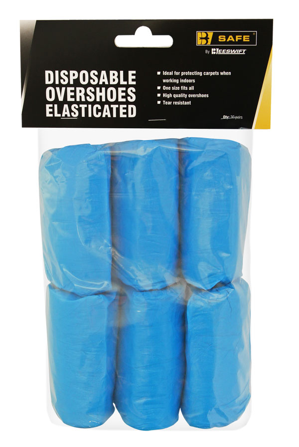 DISPOSABLE OVER SHOE 30 PACK - BS023