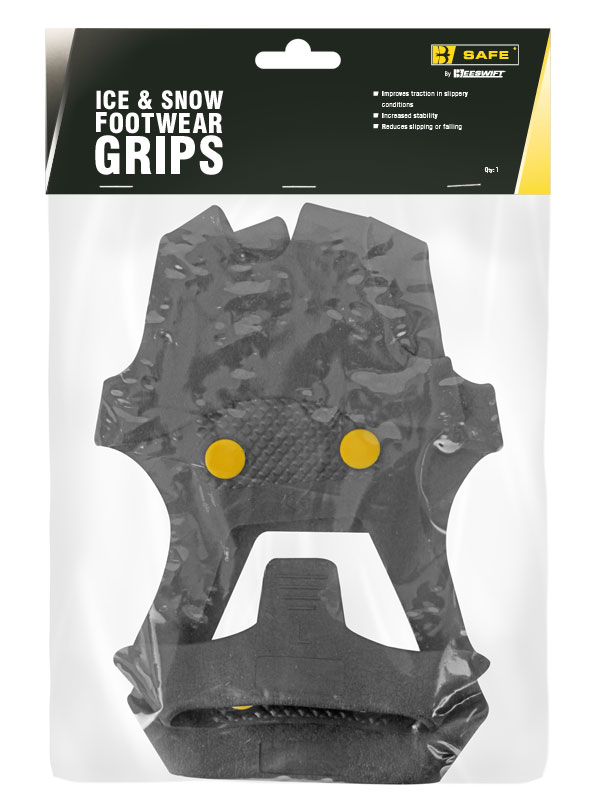 LETZ-U-GRIP SNOW & ICE GRIPS - BS072