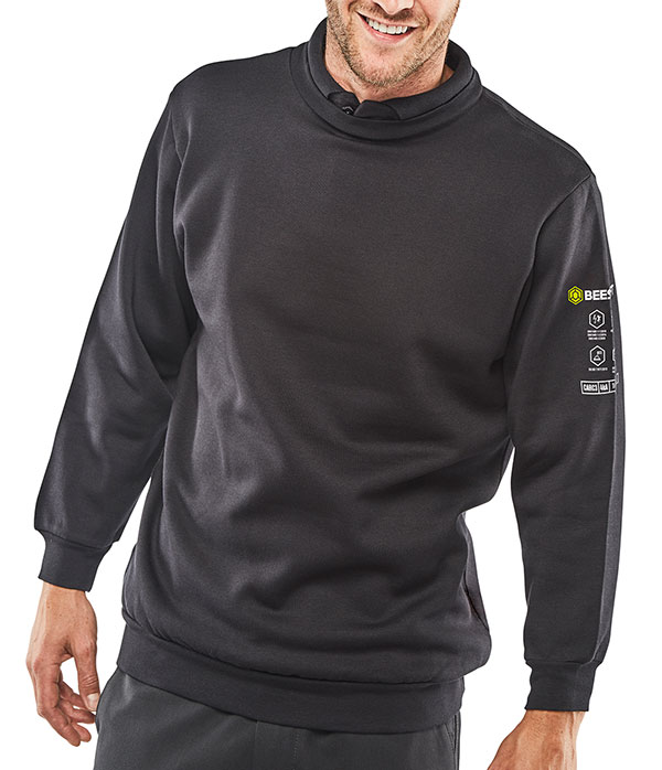 ARC FLASH SWEATSHIRT - CARC3N