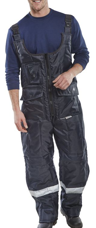 COLDSTAR FREEZER BIB TROUSERS - CCFBTN