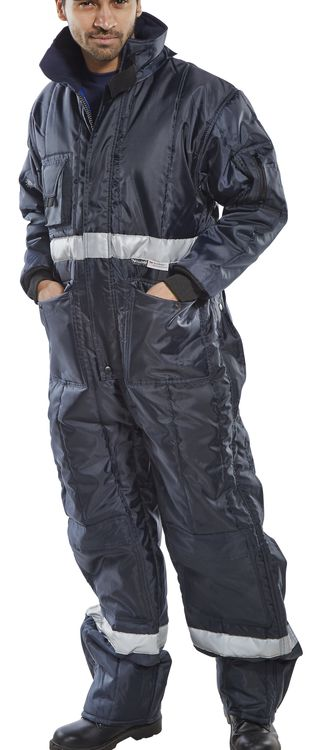 COLDSTAR FREEZER COVERALL - CCFCN