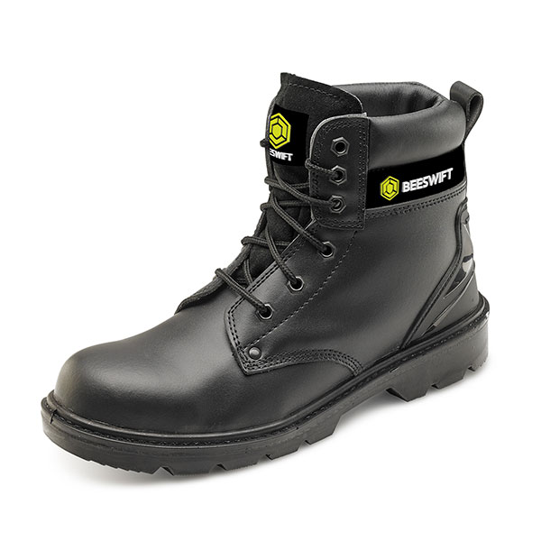 CLICK SMOOTH LEATHER 6 INCH BOOT - CF2