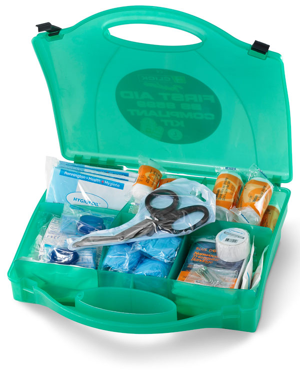 BS8599 LARGE FIRST AID KIT - CM0120