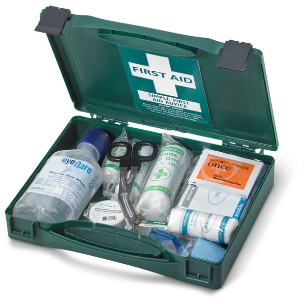 TRAVEL BS8599-1 FIRST AID KIT - CM0130