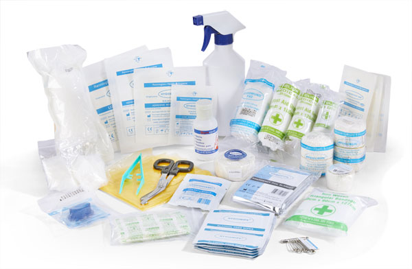 PERSONAL SPORTS FIRST AID KIT REFILL - CM0061