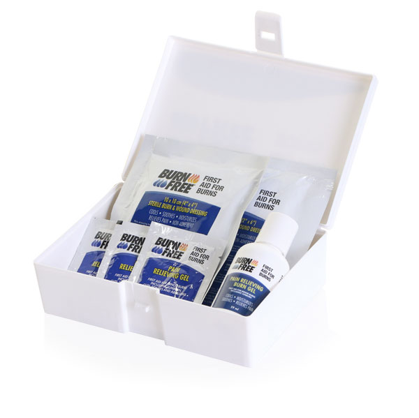 BURN FREE PERSONAL BURNS KIT - CM0321