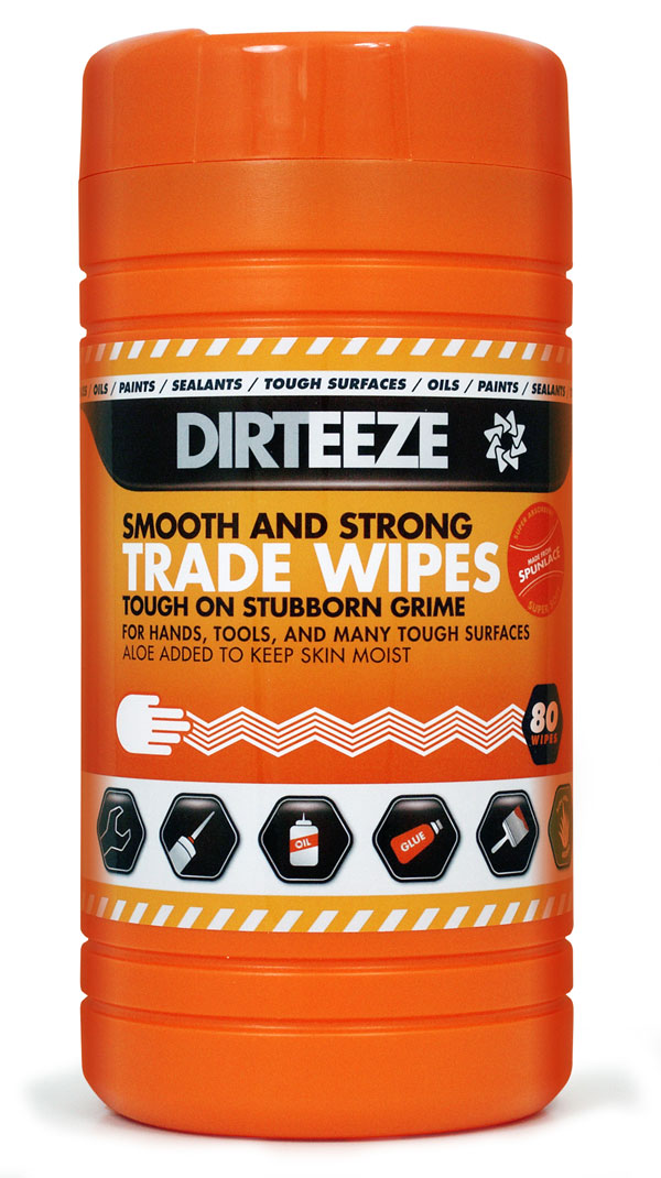 SMOOTH AND STRONG WIPES  - DZSS80