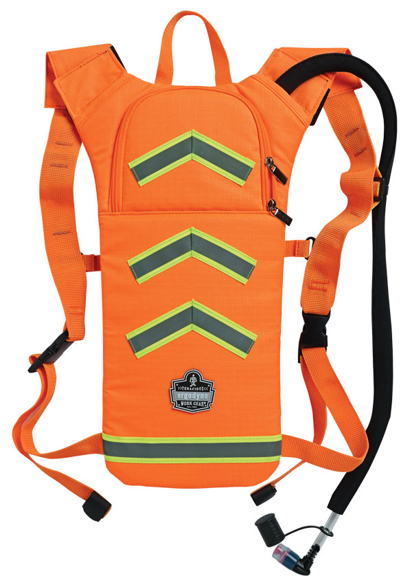 LOW PROFILE 2 LITRE HYDRATION PACK - EY5155OR