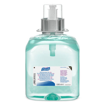 FMX PURELL SANITISING GEL VF481 1200ML - GJ6196-03