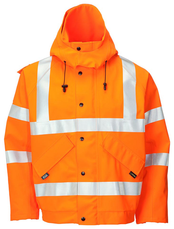 GORE-TEX FOUL WEATHER BOMBER JACKET - GTHV153OR