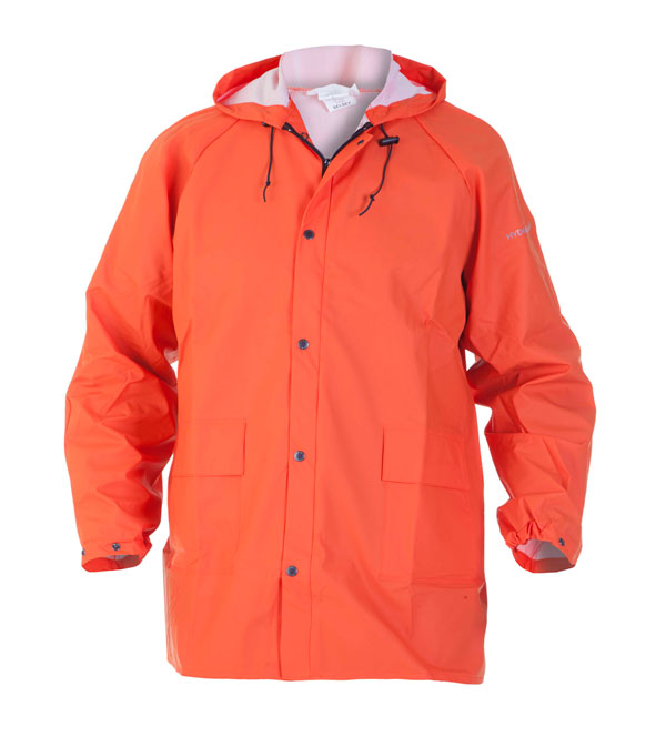 SELSEY HYDROSOFT WATERPROOF JACKET - HYD015020OR