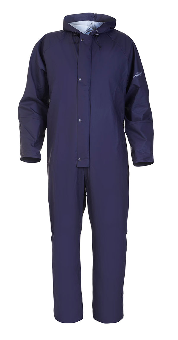 SALESBURY HYDROSOFT WATERPROOF COVERALL - HYD018500N