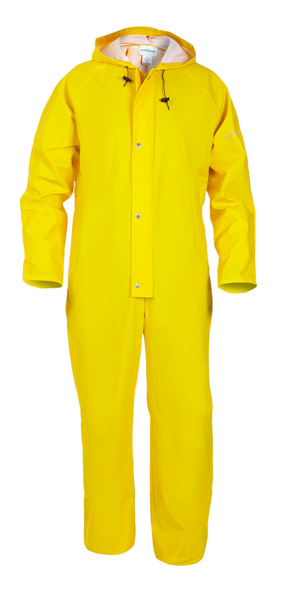 SALESBURY HYDROSOFT WATERPROOF COVERALL - HYD018500Y