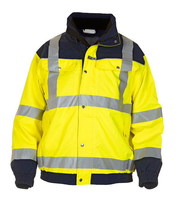 FURTH HIVIS SNS PILOT JACKET TWO TONE - HYD02159SYN