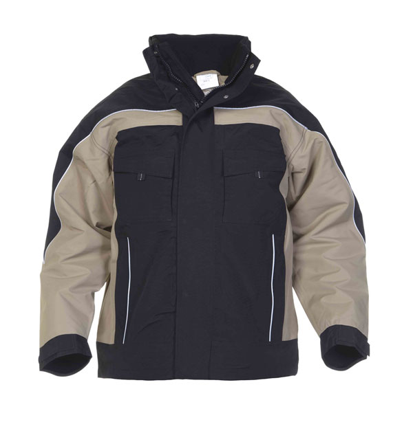 RIMINI SNS W/PROOF FIXED LINING PILOT JACKET  - HYD04250KBL
