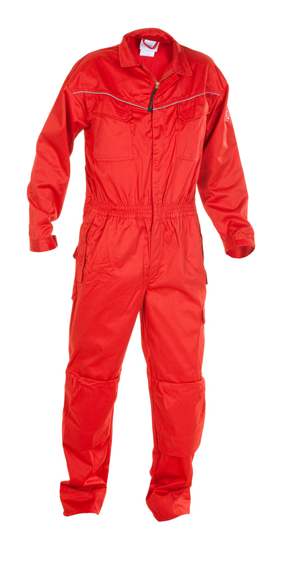 MAASTRICHT MULTI COTTON FLAME RETARDANT ANTI-STATIC COVERALL - HYD0434RE