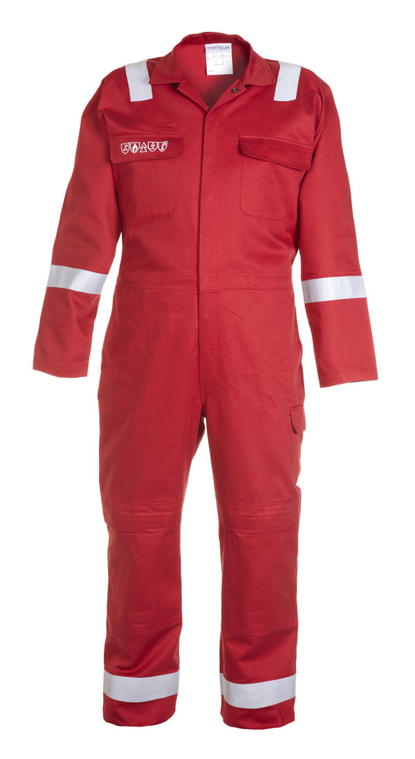 MIERLO MULTI CVC FR AS COVERALL  - HYD043500RE