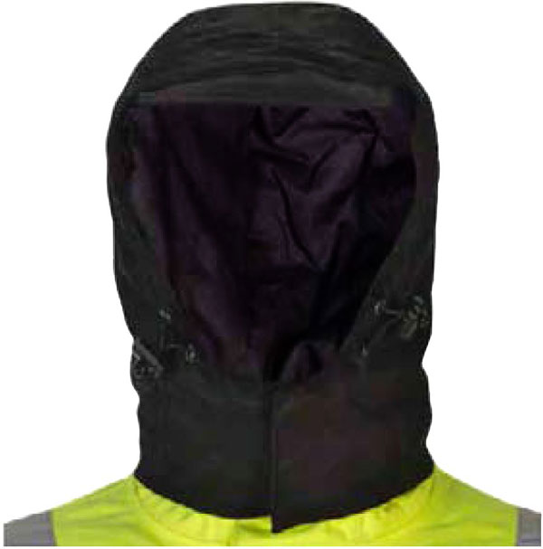MANILLA MULTI CVC FLAME RETARDANT ANTI-STATIC WATERPROOF HOOD - HYD043750
