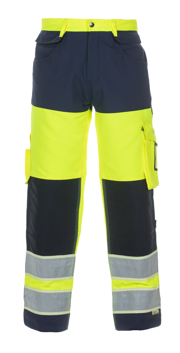 IDSTEIN HIGH VISIBILITY GID TWO TONE TROUSER - HYD131030SYN