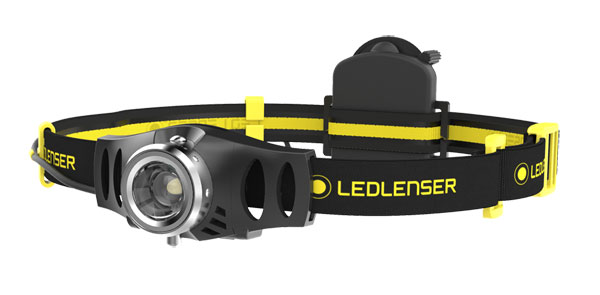 LEDLENSER IH3 LED HEAD LAMP  - LED500771