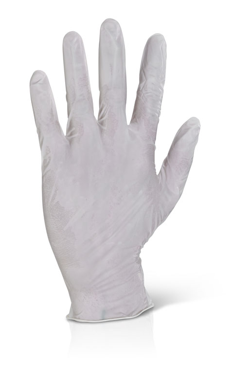 LATEX EXAMINATION GLOVES POWDER FREE - LEGP
