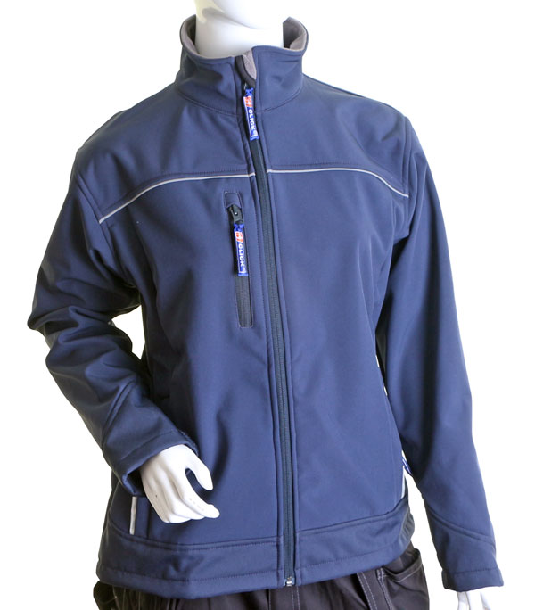 LADIES SOFT SHELL JACKET - LSSJN