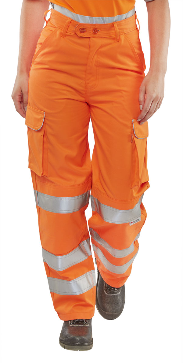 LADIES RAIL SPEC TROUSERS - LRST