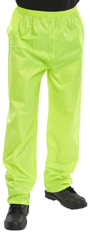 NYLON B-DRI TROUSERS - NBDT