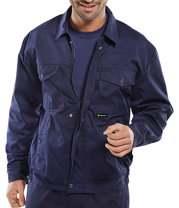 SUPER CLICK DRIVERS JACKET - PCJHWN