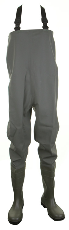 FULL SAFETY CHEST WADER - PCWFS