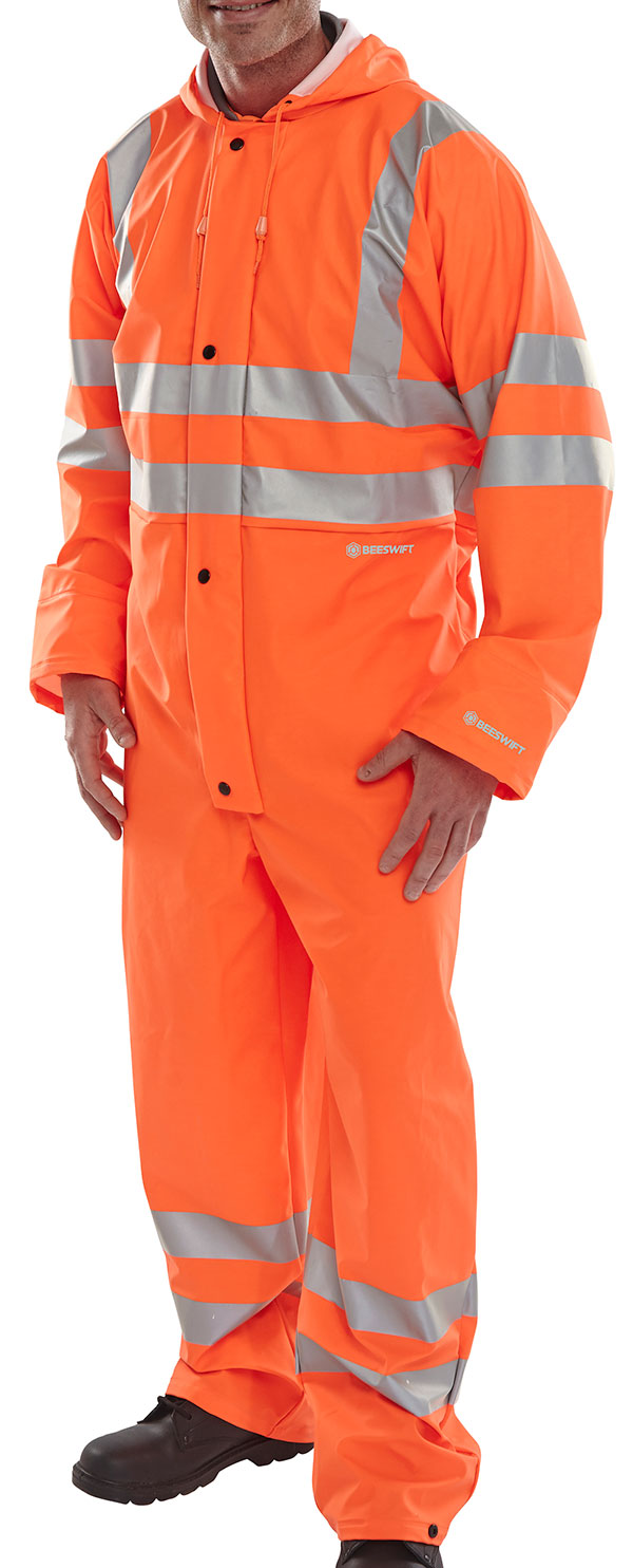 BSEEN PU COVERALL - PUCOR
