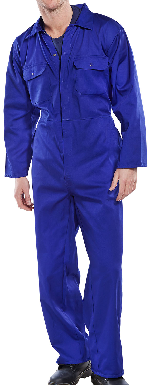 CLICK REGULAR BOILERSUIT - RPCBSR