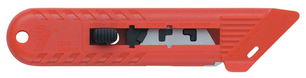 LEFT HANDED SAFETY CUTTER  - S1L
