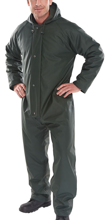 SUPER BDRI PADDED COVERALL - SBDQC