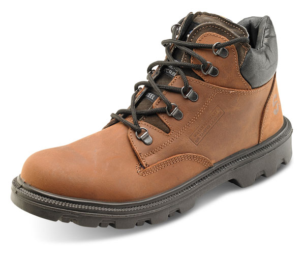 SHERPA DUAL DENSITY PU/RUBBER MID CUT BOOT - SCB