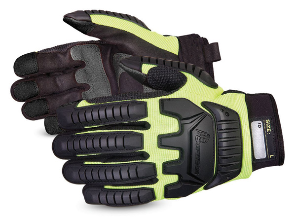 CLUTCH GEAR® IMPACT PROTECTION MECHANICS GLOVE - SUMXVSB