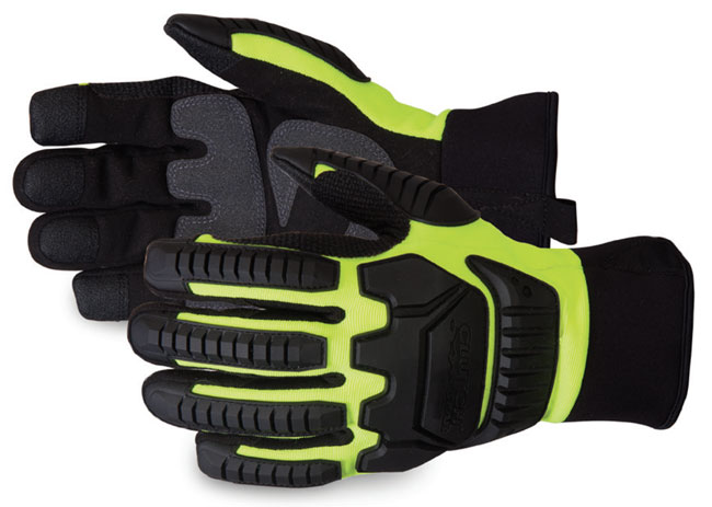 CLUTCH GEAR® WINTER CUT-RESISTANT WATERPROOF ANTI-IMPACT GLOVE - SUMXVSBKWT