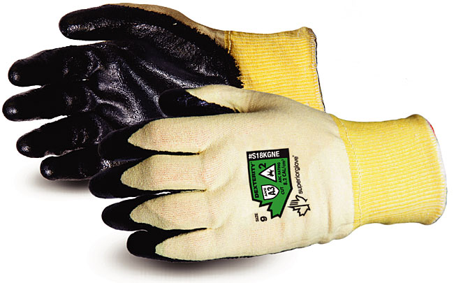 DEXTERITY®  18-GAUGE FLAME-RESISTANT ARC FLASH GLOVE WITH NEOPRENE PALM - SUS18KGNE