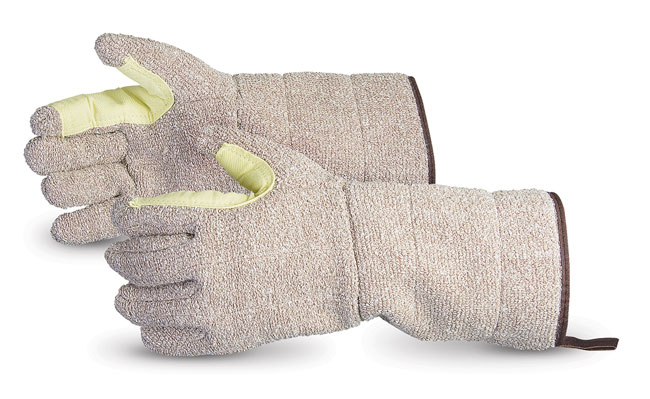 COOL GRIP® COTTON-FLEECE LINED BAKERS GLOVE - SUTBG-6