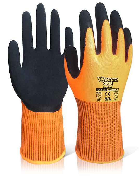 WG-310H COMFORT HV ORANGE GLOVE - WG310HOR