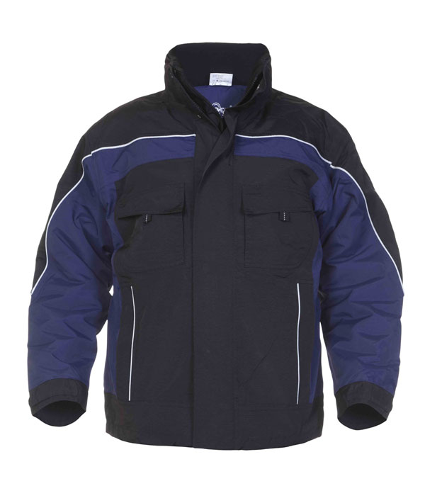 RIMINI SNS WATERPROOF FIXED LINING PILOT JACKET  - HYD04250NBL